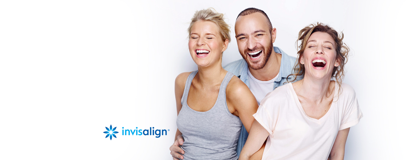 Invisalign Braces Clear, Removable, Fast